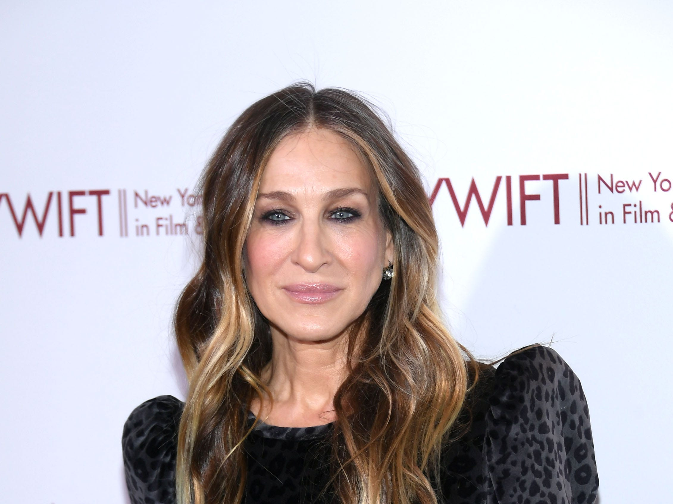 NEW YORK, NEW YORK - DECEMBER 13: Actress Sarah Jessica Parker attends the 39th Annual Muse Awards at The New York Hilton Midtown on December 13, 2018 in New York City. (Photo by Mike Coppola/Getty Images) ORG XMIT: 775269114 ORIG FILE ID: 1082052868