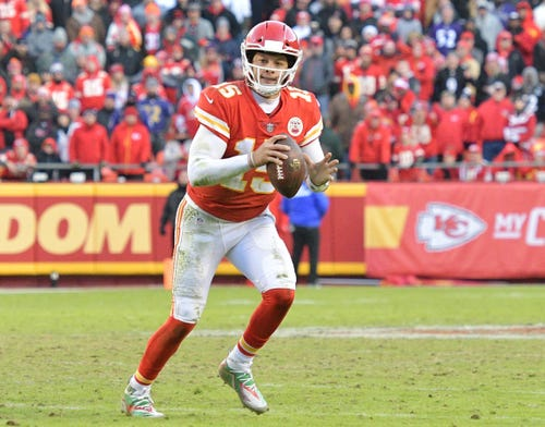 Chiefs dominate AP NFL picks with four on first team