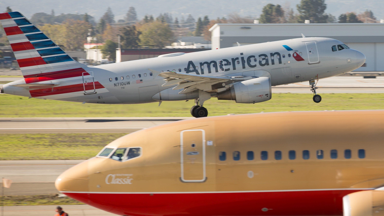Resultado de imagen para airlines of USA in Caribe