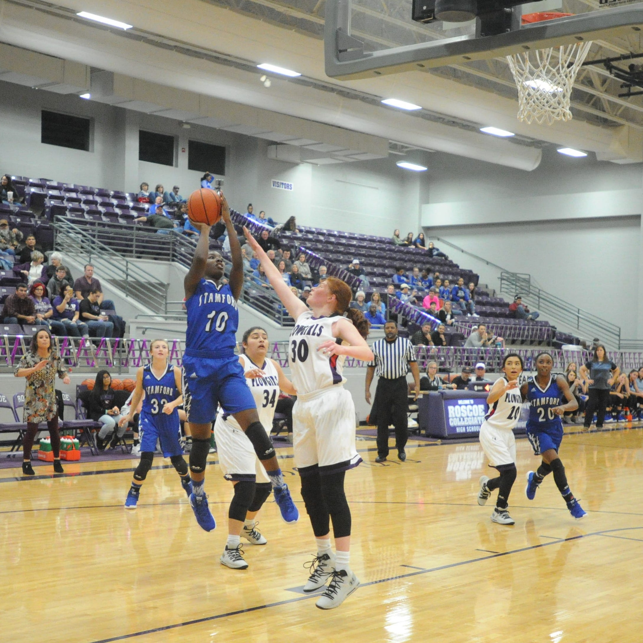 Lone Stamford senior Brooklyn Woodard earns All-Big Country Class 2A girls basketball MVP