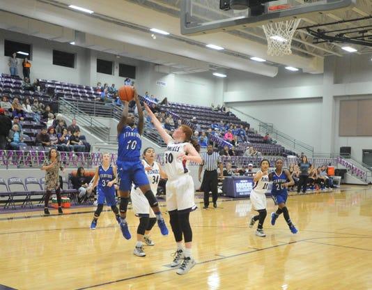 Stamford girls basketball