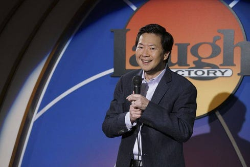 Comedian and TV star Ken Jeong does stand-up Jan. 12 at the Suquamish Clearwater Casino Resort. The show is sold out.