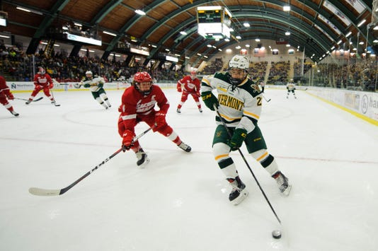 Sacred Heart Vs Vermont Men S Hockey 01 04 19