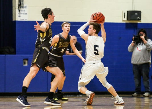Watchung Hills Immaculata boys basketball
