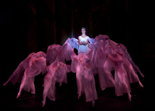 "The Russian National Ballet's ""Romeo and Juliet"" is set to two popular works by P.I. Tchaikovsky."