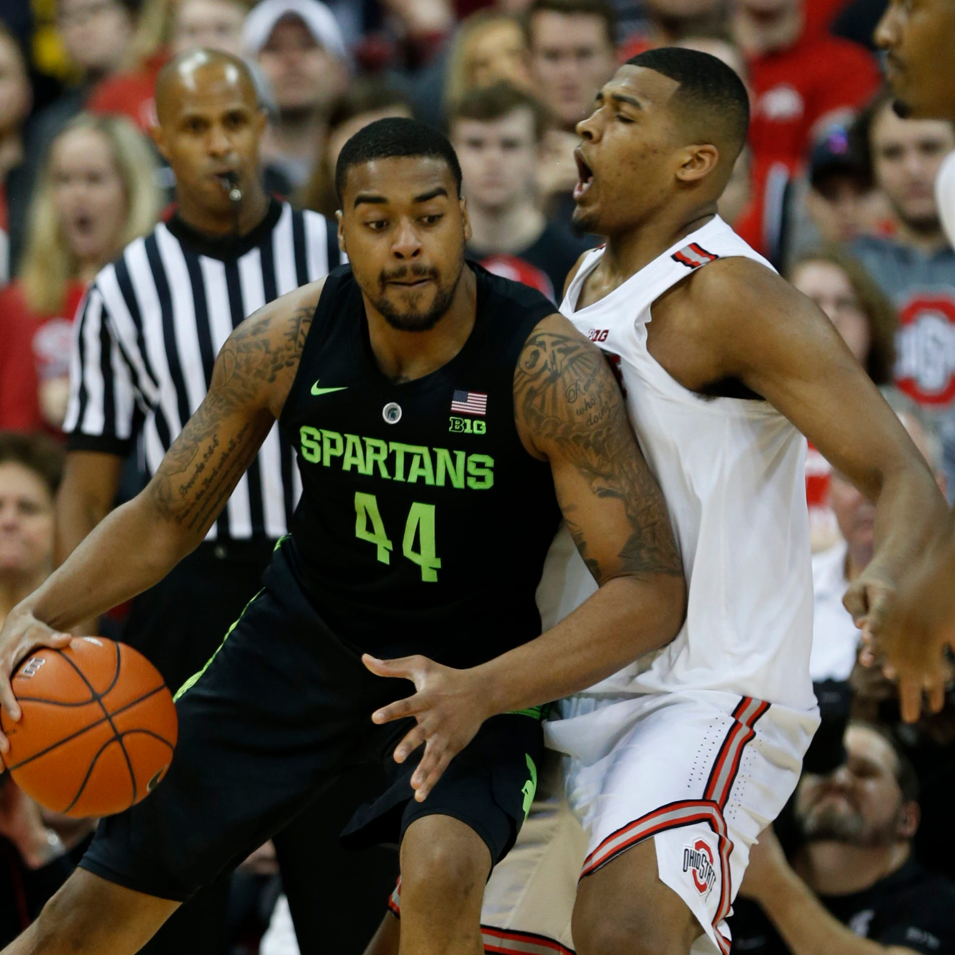Michigan State basketball score vs. Ohio State: Scoring updates