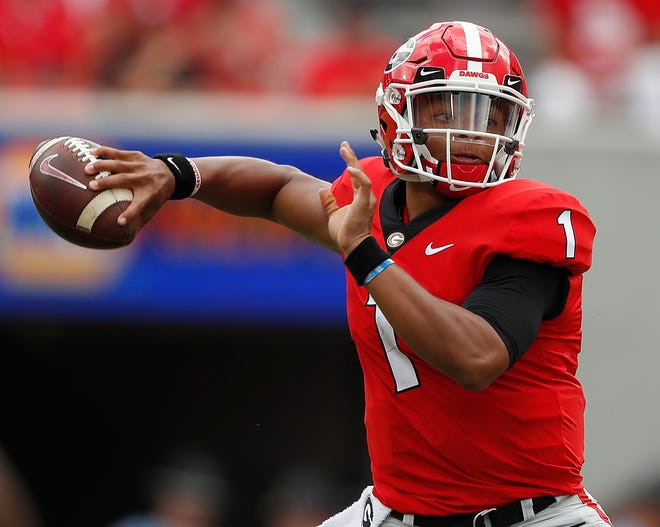 Justin Fields was the overall No. 2 national prospect in the 2018 recruiting class.