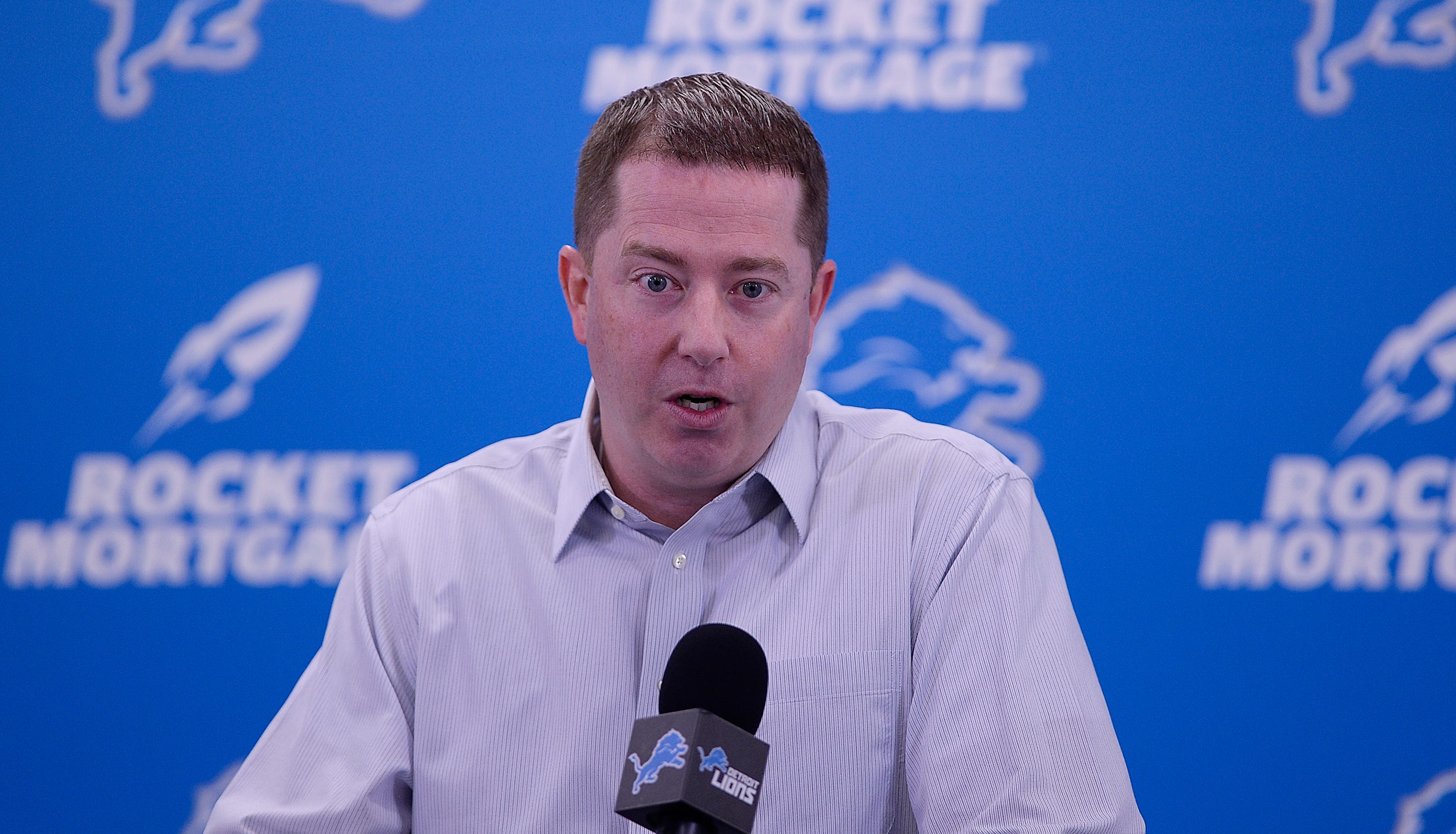 Lions General Manager Bob Quinn Lays Out Vision For OC Hire