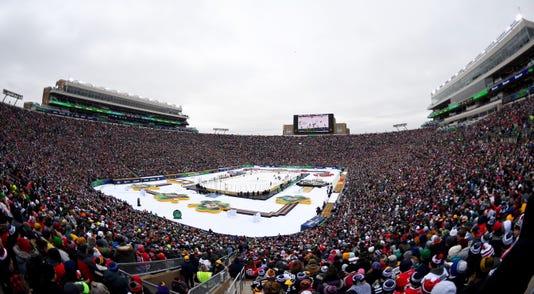2019 Bridgestone Nhl Winter Classic Boston Bruins V Chicago Blackhawks