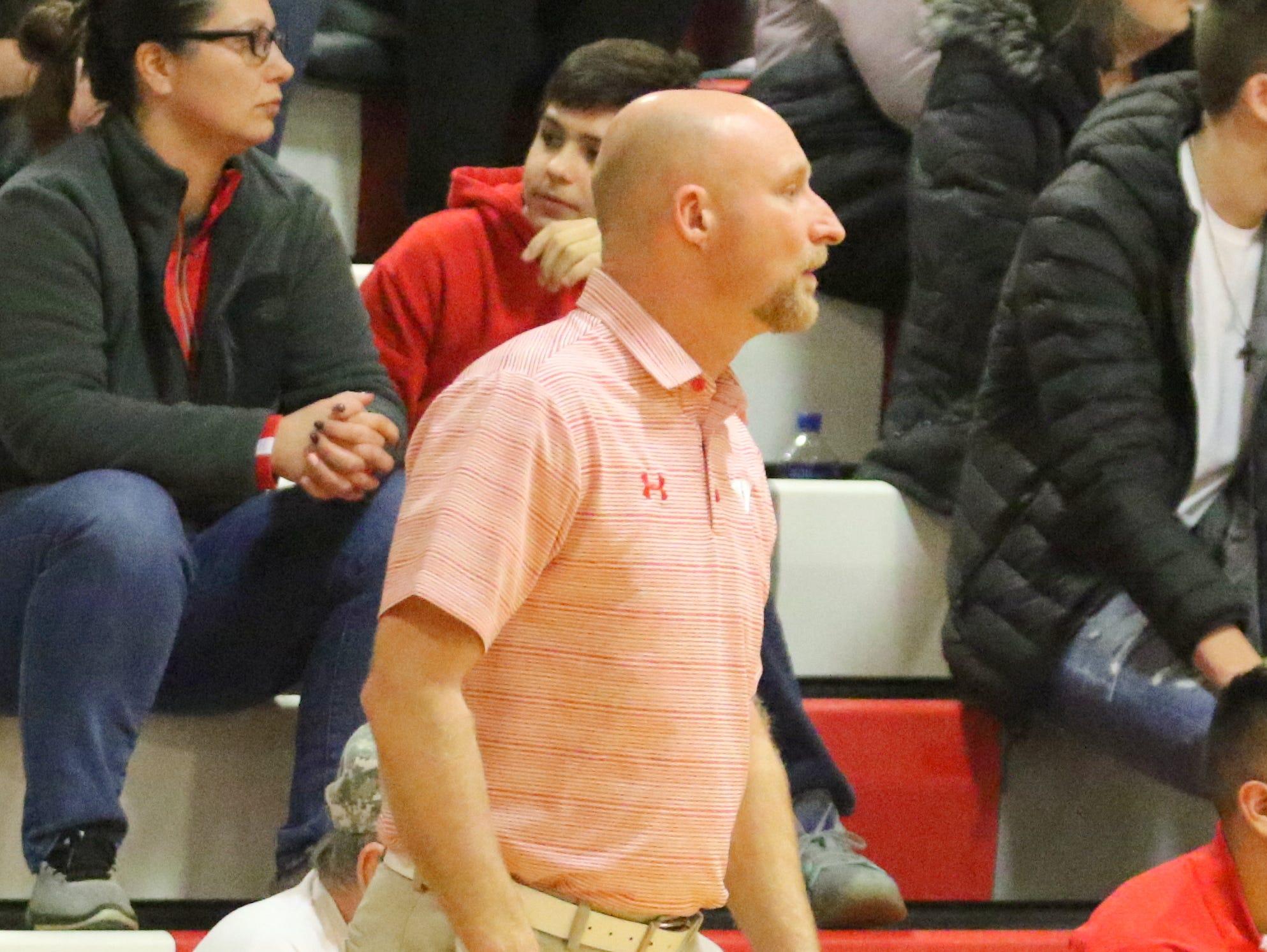 Spencer-Van Etten was a 67-34 winner over Waverly in boys basketball Jan. 4, 2019 at Waverly High School.