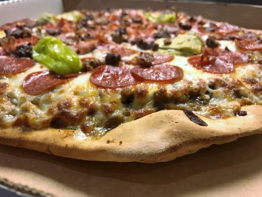 Franklin Pizza Crust