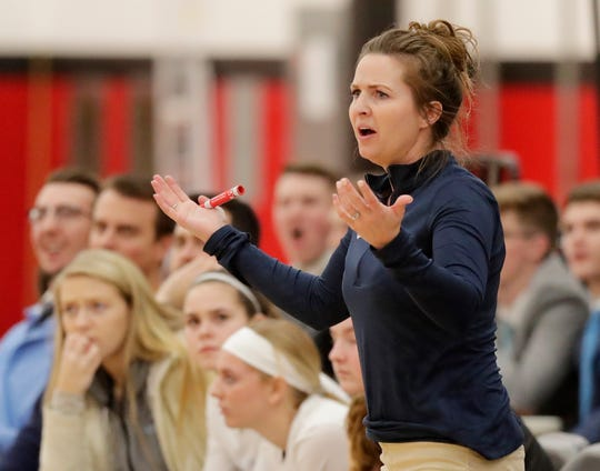 Bay Port coach Kati Coleman will appear in her second WIAA state tournament, and the first since she played for Ashwaubenon in 2004.