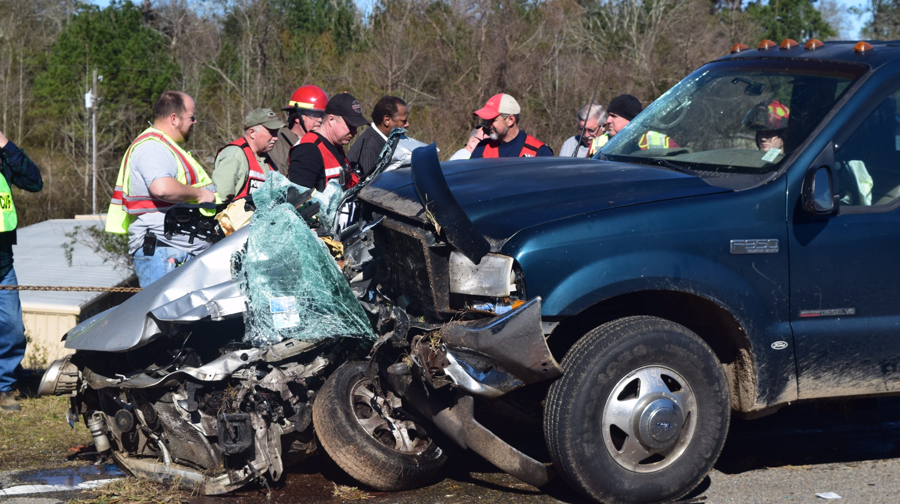 1 dead, 1 injured Saturday in Jones County wreck