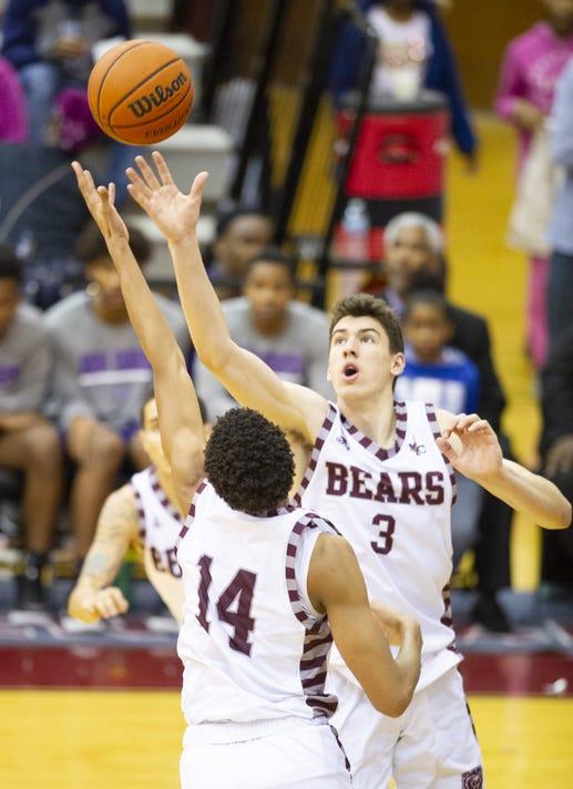 Varsity Basketball Ben Davis Vs Lawrence Central