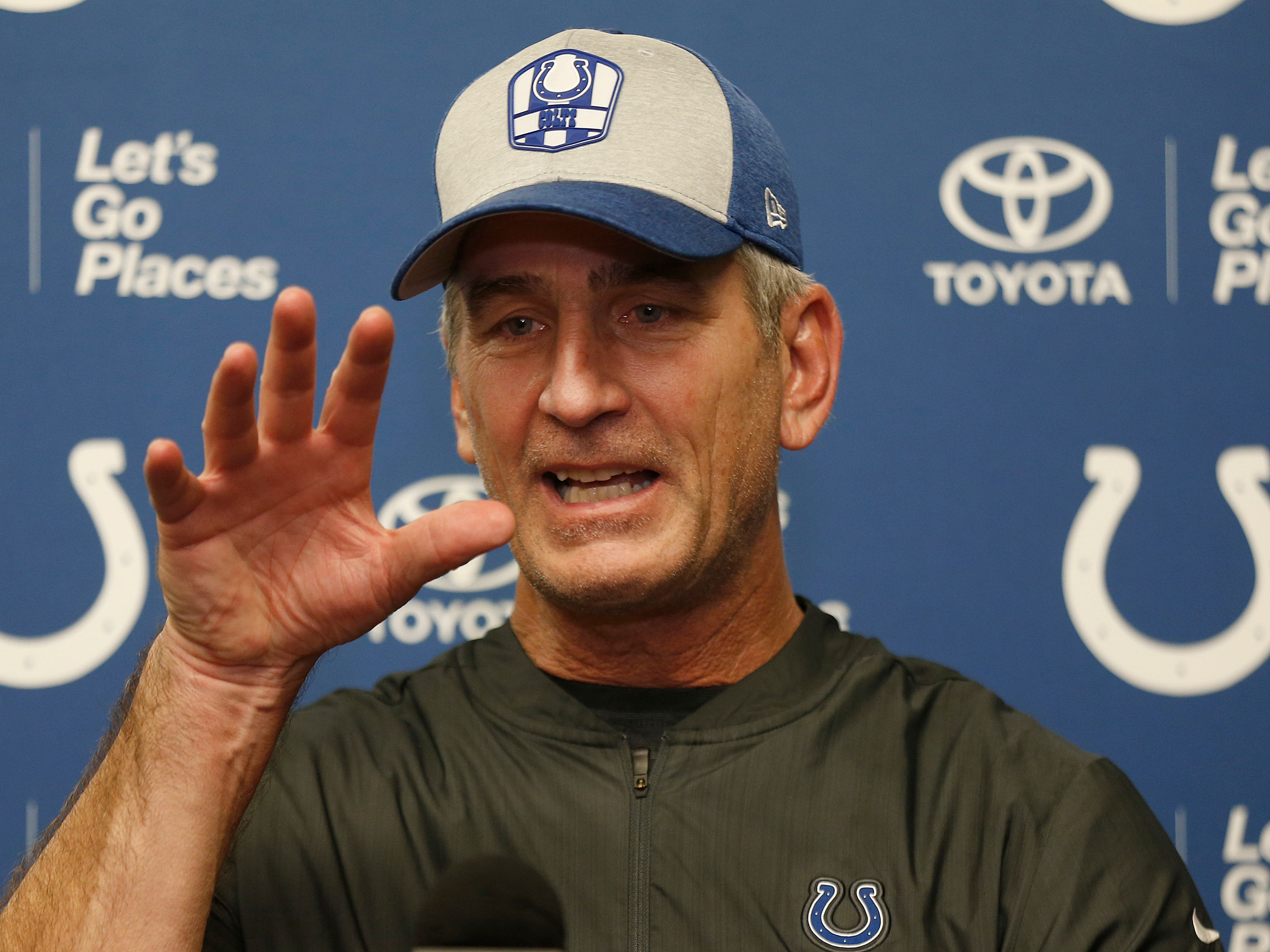 What you should know about Colts coach Frank Reich