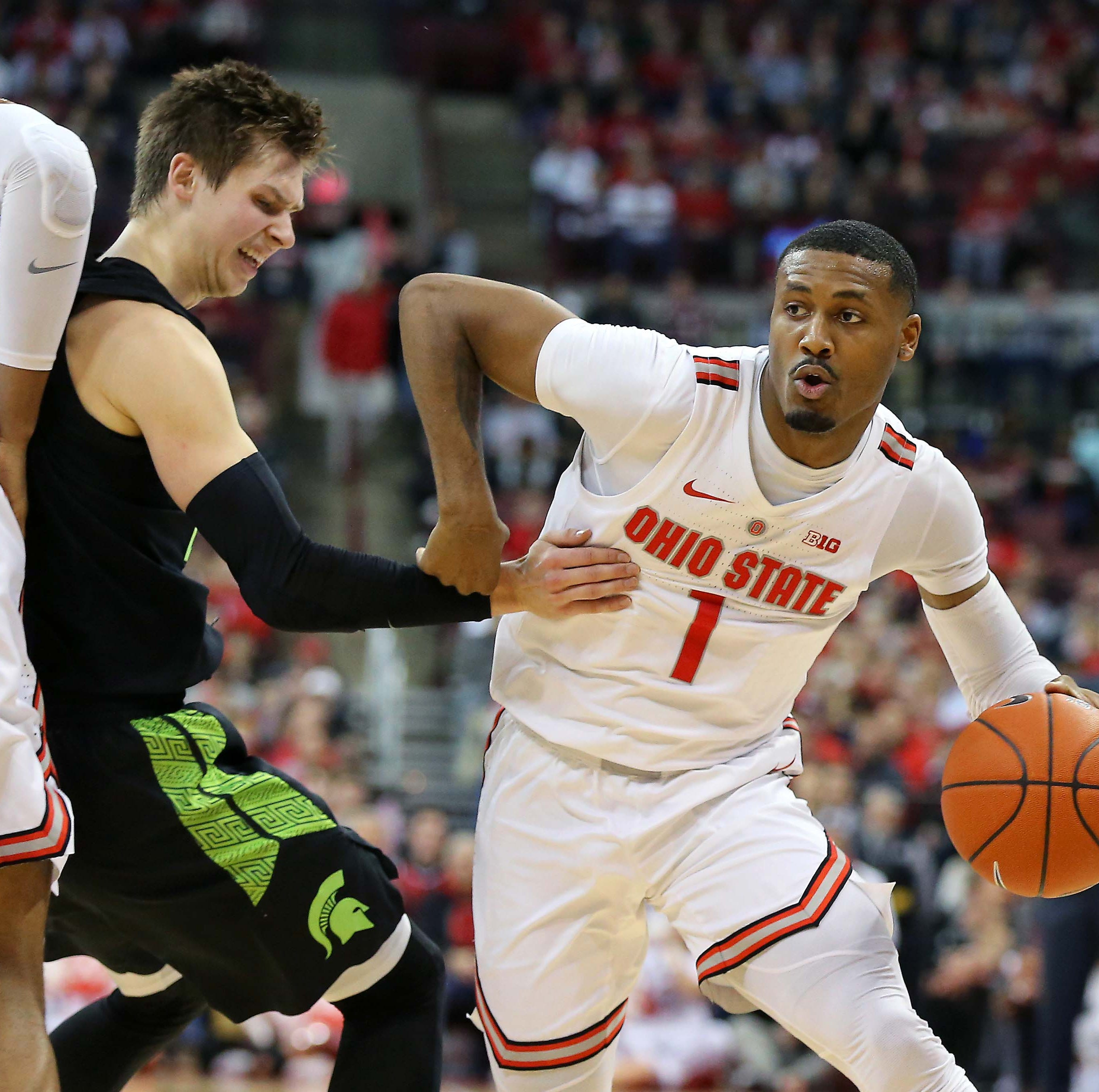 Big Ten tournament: How to watch Michigan State-Ohio State basketball on TV, stream online