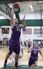Lexington's Cade Stover was the No. 1 pick in the player draft for the 41st News Journal All-Star Basketball and will join three of his teammates in playing for the North squad.
