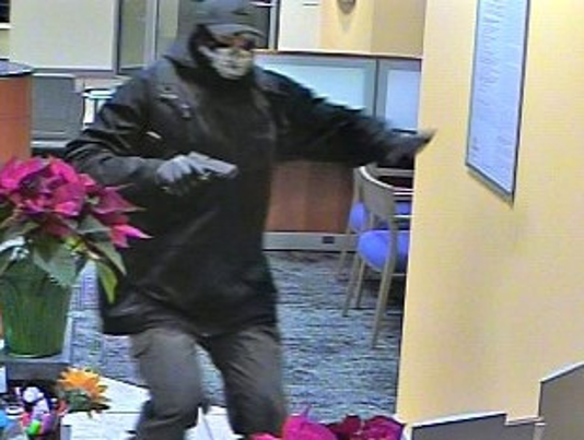 Franklin bank robbery