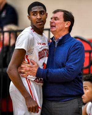 Brentwood Academy sophomore guard Randy Brady already has received scholarship offers from Florida State, MTSU, Ole Miss and Vanderbilt.