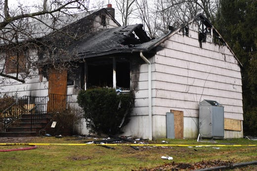 Two People Killed In East Hanover Nj Fire That Destroyed Home