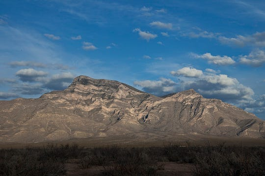 The Big Hatchet Mountains Wilderness Study Area is in southwestern New Mexico near Hachita on NM 81.