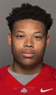 Plymouth High grad Michael Jordan, a three-year starting offensive lineman at Ohio State, has declared for the 2019 NFL Draft.