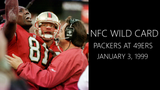 "Former Packers and 49ers recall the NFC wild-card game of the 1998 season, which was made famous for ""The Catch II""."