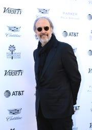 Kent Jones arrives at the Palm Springs International Film Festival Variety Brunch Friday at the Parker Palm Springs.