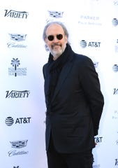 Kent Jones arrives at the Palm Springs International Film Festival Variety Brunch Friday at the Parker Palm Springs.