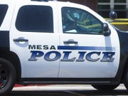 Mesa's city manager says a citizen initiative to limit how the city spends utility funds would hurt public safety.