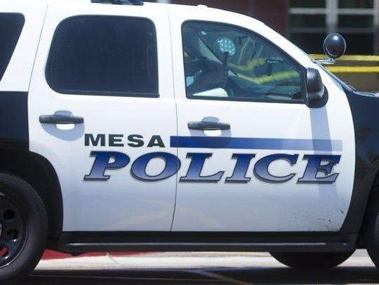 Mesa Police Department.