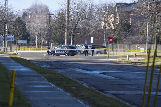 Port Huron Police and Michigan State Police are investigating an officer-involved shooting that occurred near Pine Grove Avenue Saturday, Jan. 5, 2019.