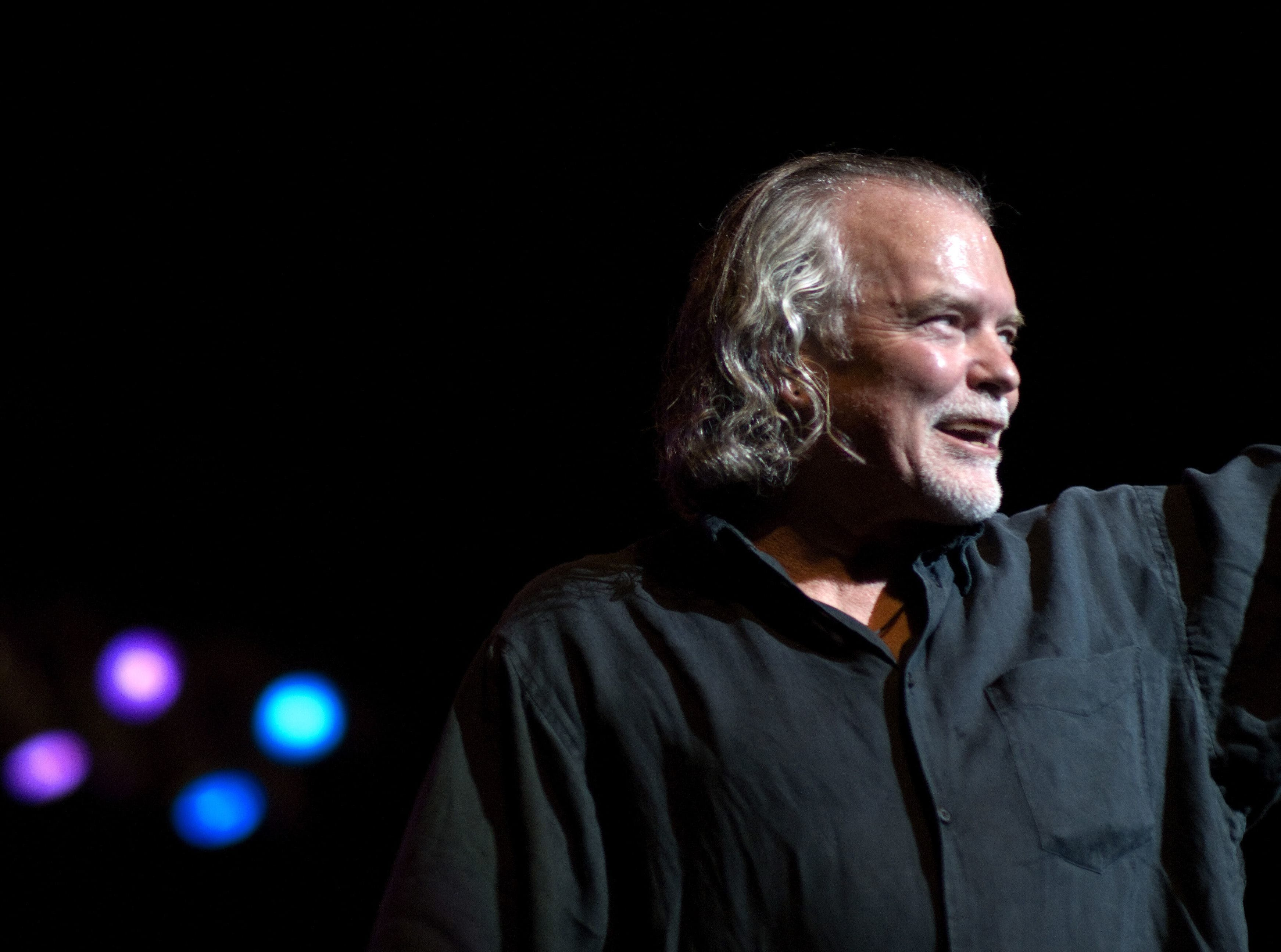Singer/songwriter and Rochester Music Hall of Fame member Bat McGrath.