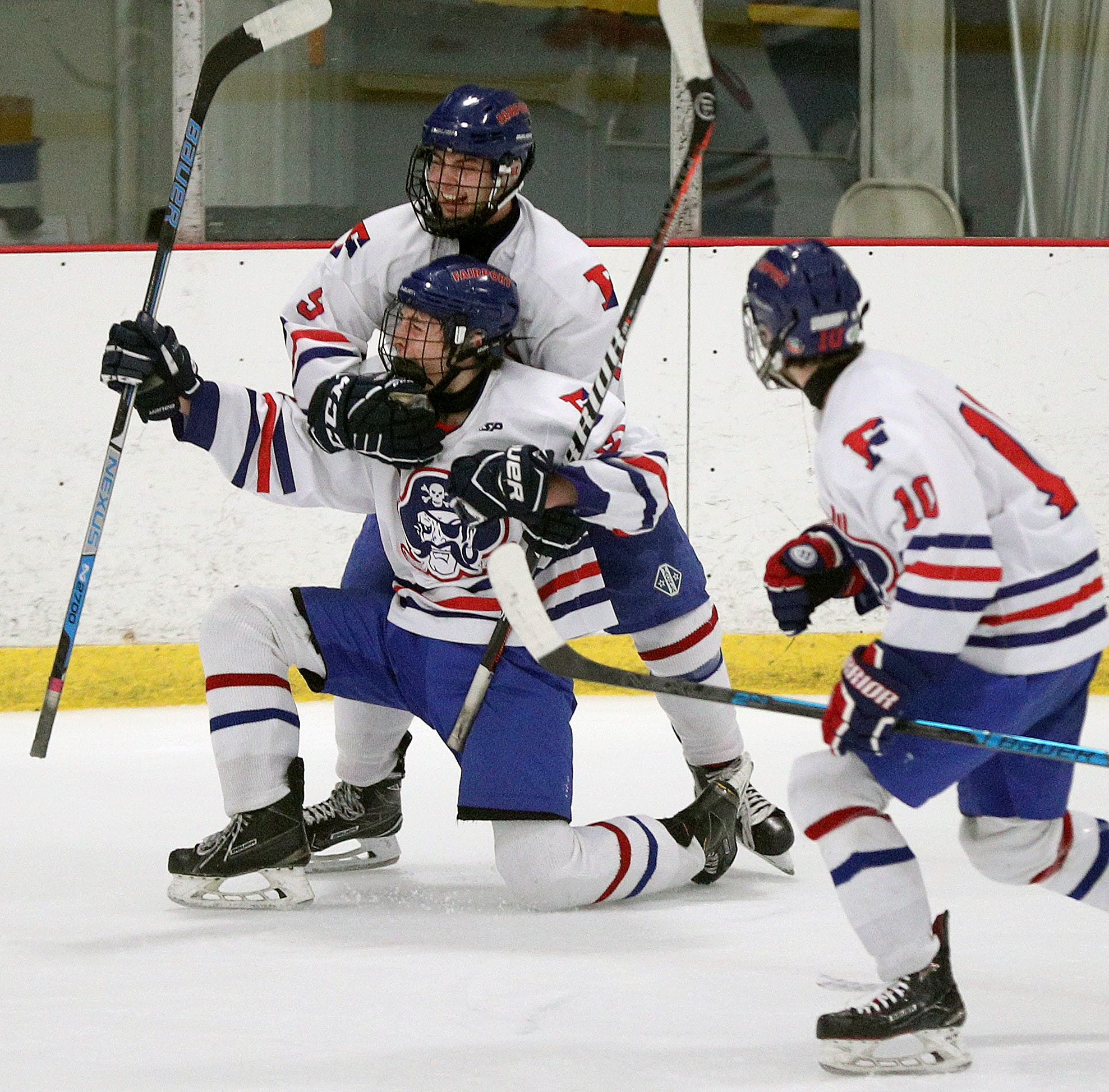 Section V hockey poll: Rankings get tighter as regular season winds down