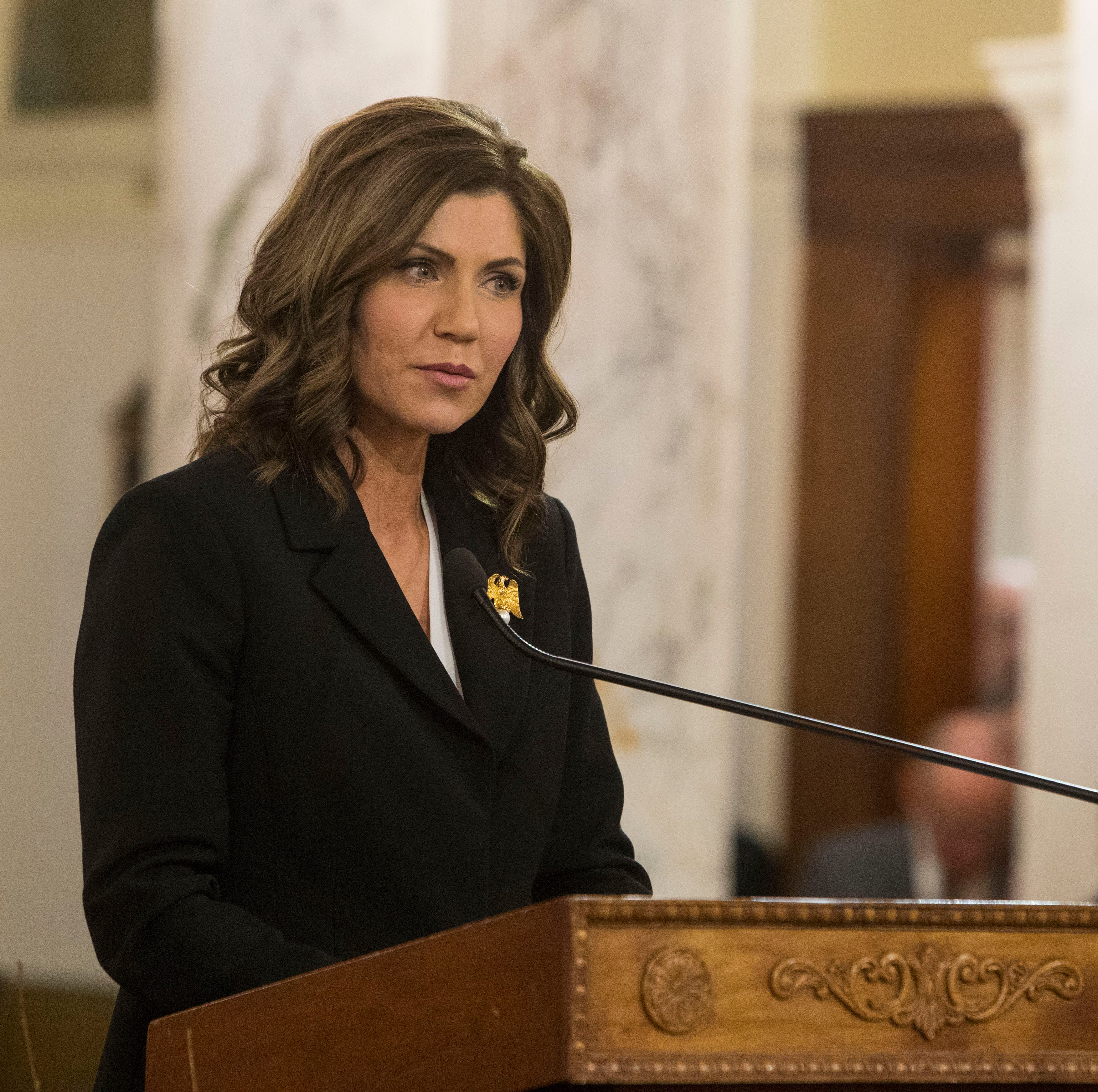 Editorial: Noem's pipeline package thwarts First Amendment