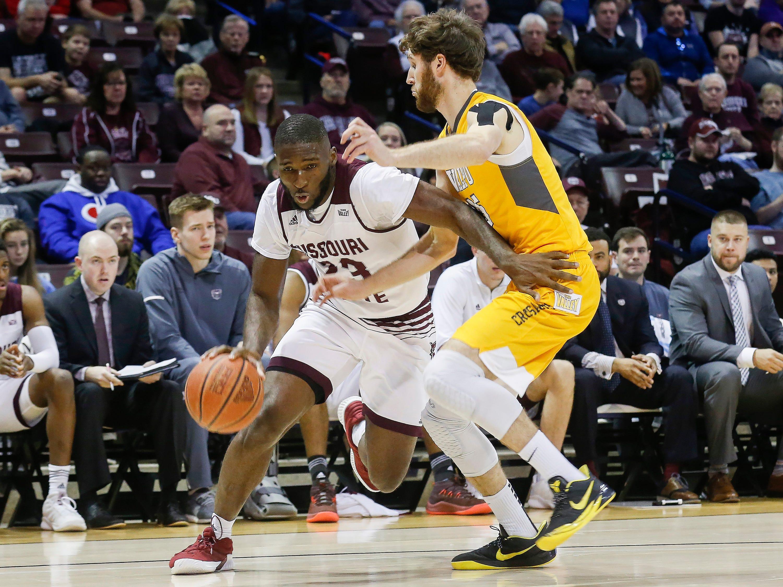 Missouri State University lost to Valparaiso 82-66 at JQH Arena on Saturday, Jan. 5, 2018.