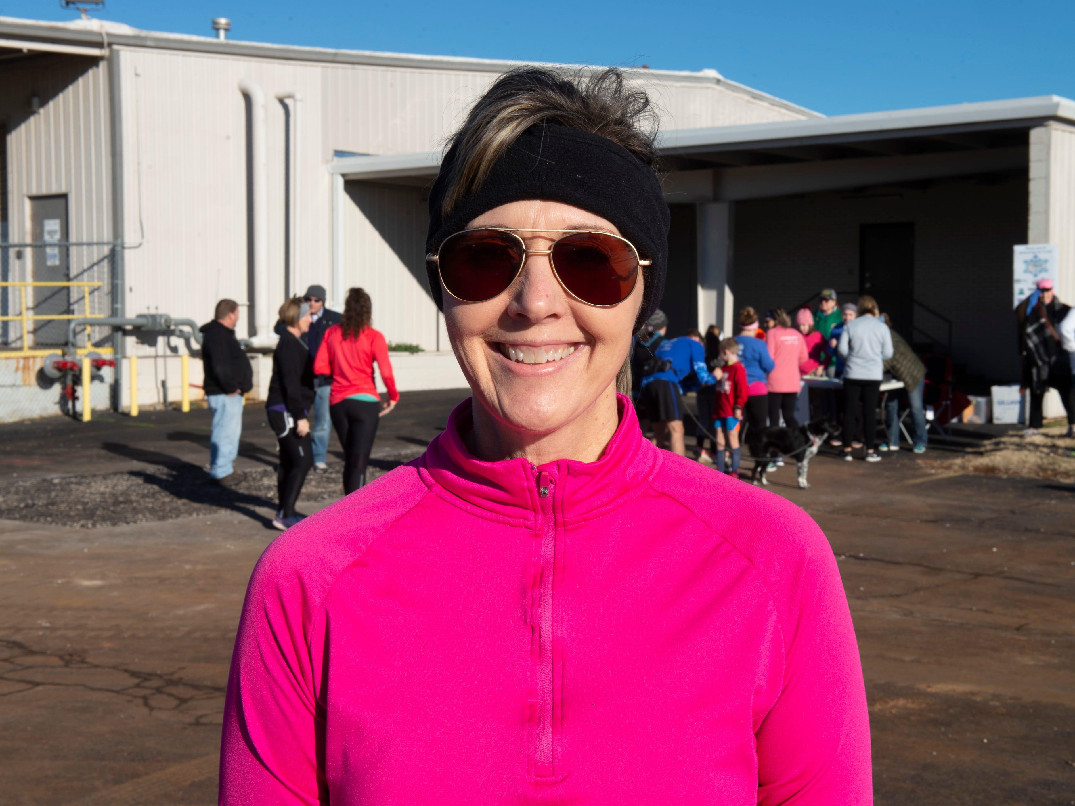 Paula Rhoades from Topeka, Kansas