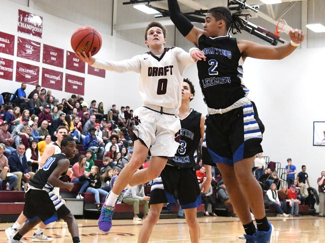 Stuarts Draft's Jared Rosen and Lee High's Treyvn West will be participate in the Shenandoah Valley all-star game Sunday at Harrisonburg High School.