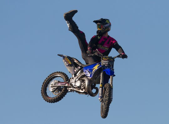The Nitro Circus will come to El Paso next year with a thrilling You Got This Tour.