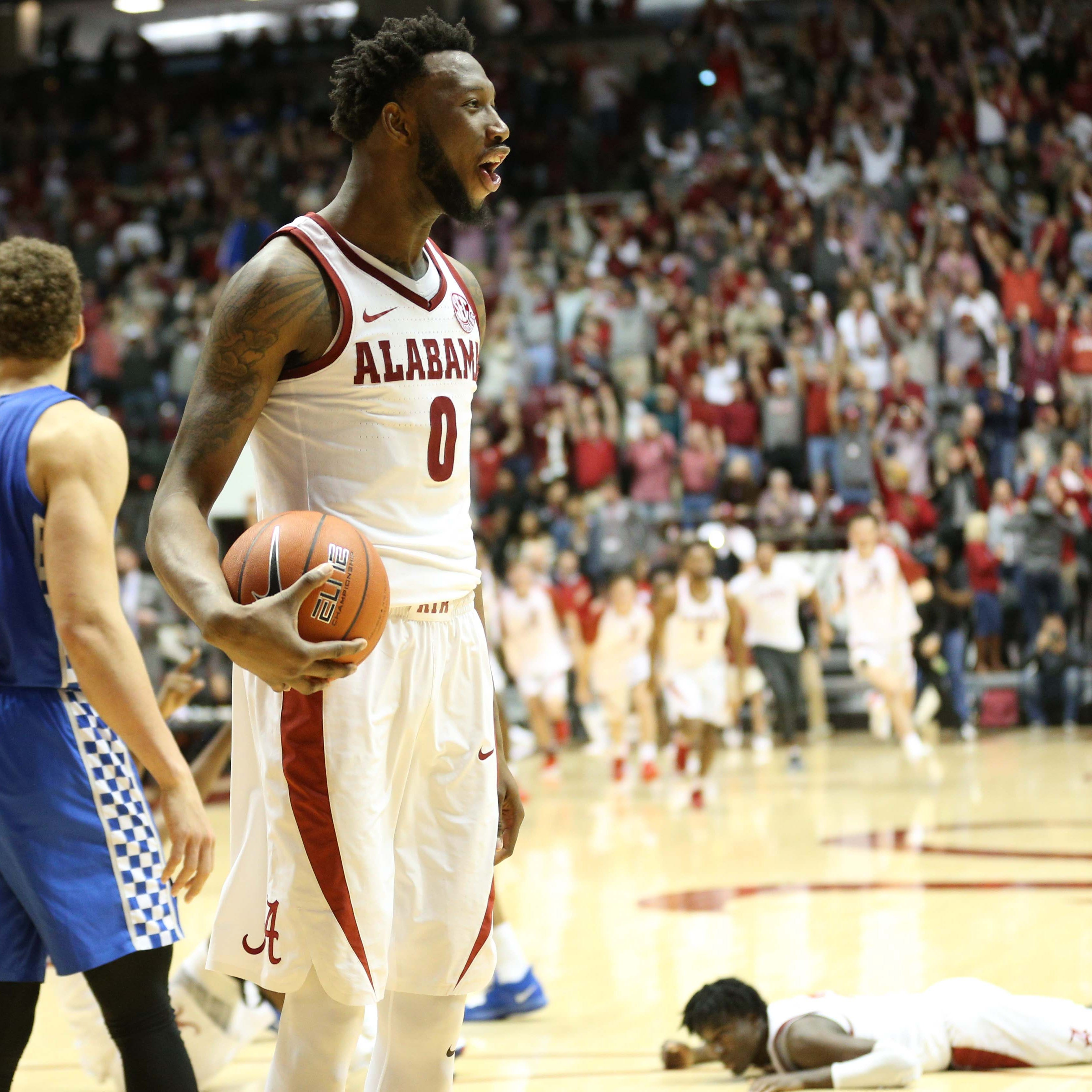 How to watch Alabama vs. LSU men's basketball on TV, live stream