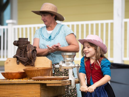 The 11th annual Miss Lucie's Pioneer Day is 10 a.m. to 3 p.m. Saturday at Savannas Preserve State Park, 2541 S.E. Walton Road, Port St. Lucie.