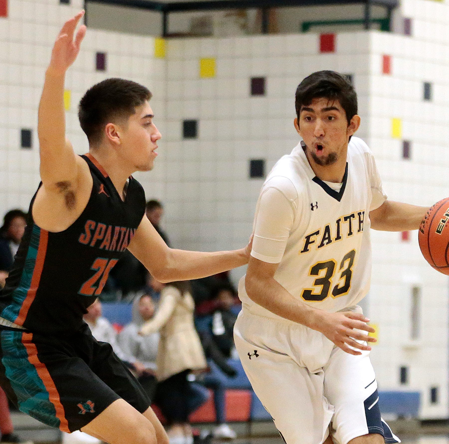 El Paso high school scoreboard, Thursday Feb. 21