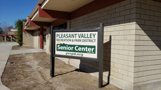 Pleasant Valley Recreation and Park District Senior Center