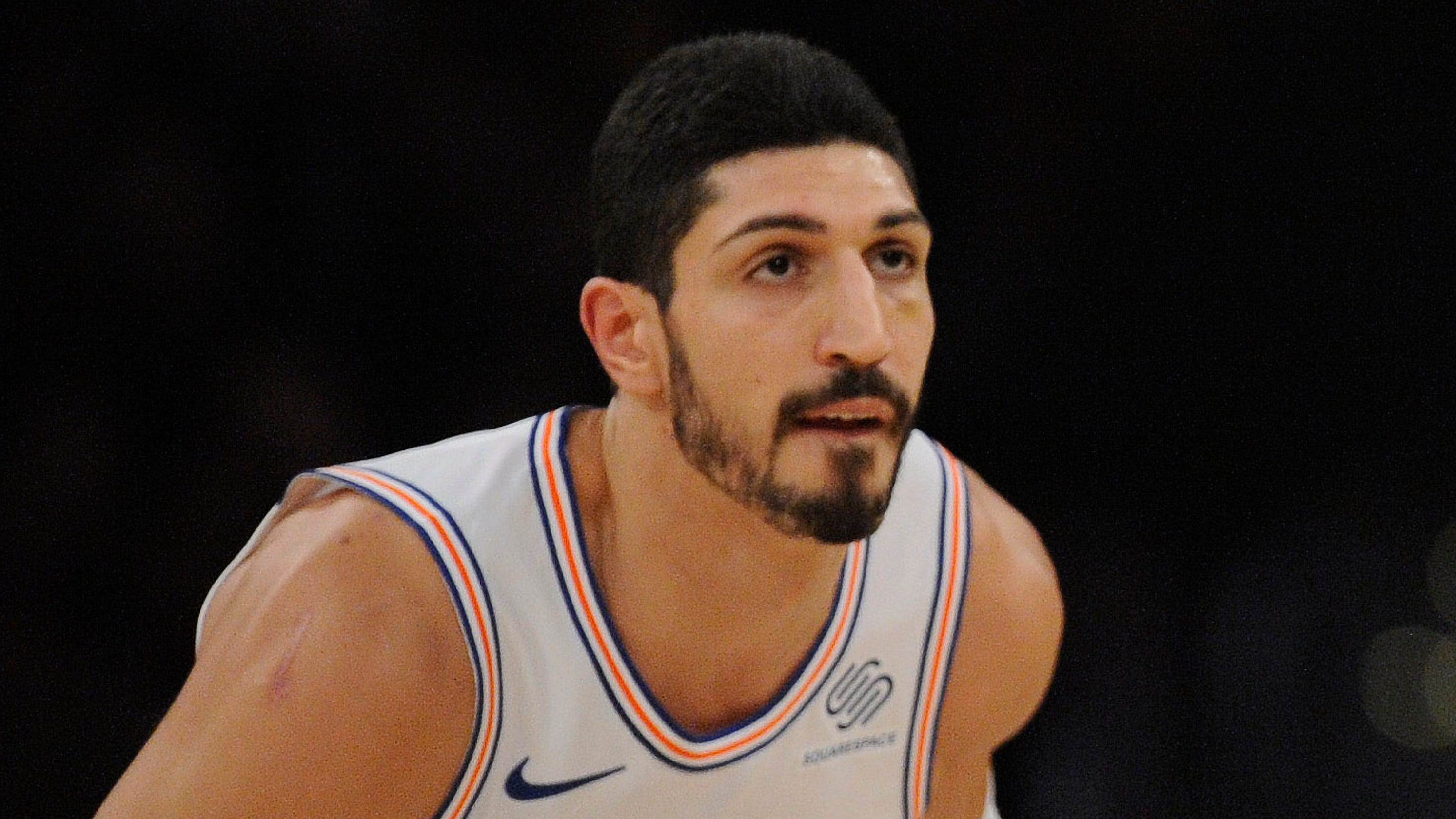 77d7e0de8ea Knicks  Enes Kanter won t travel to London due to safety fears