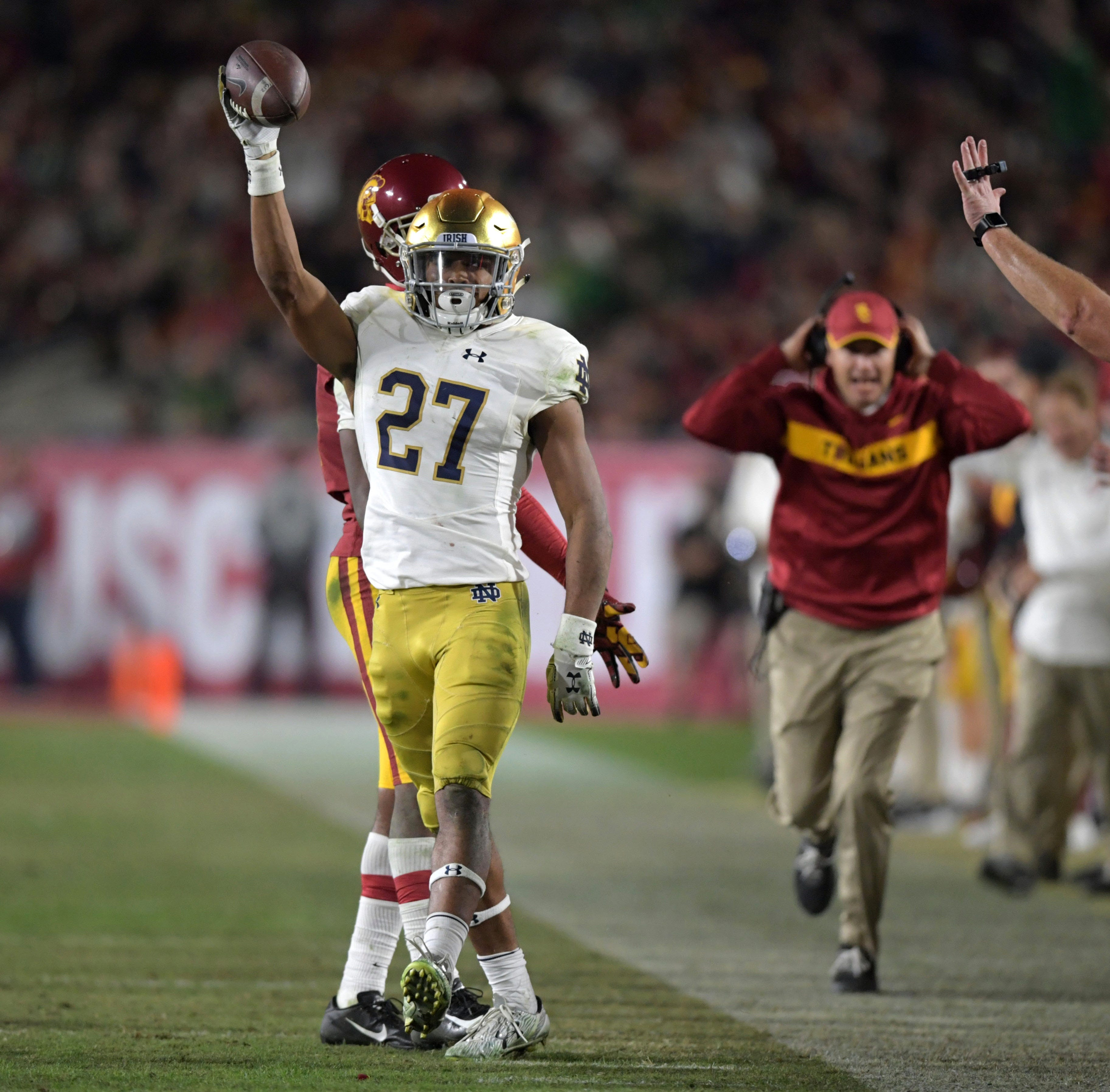 Julian Love: 3 things to know about the NY Giants' 4th round cornerback from Notre Dame
