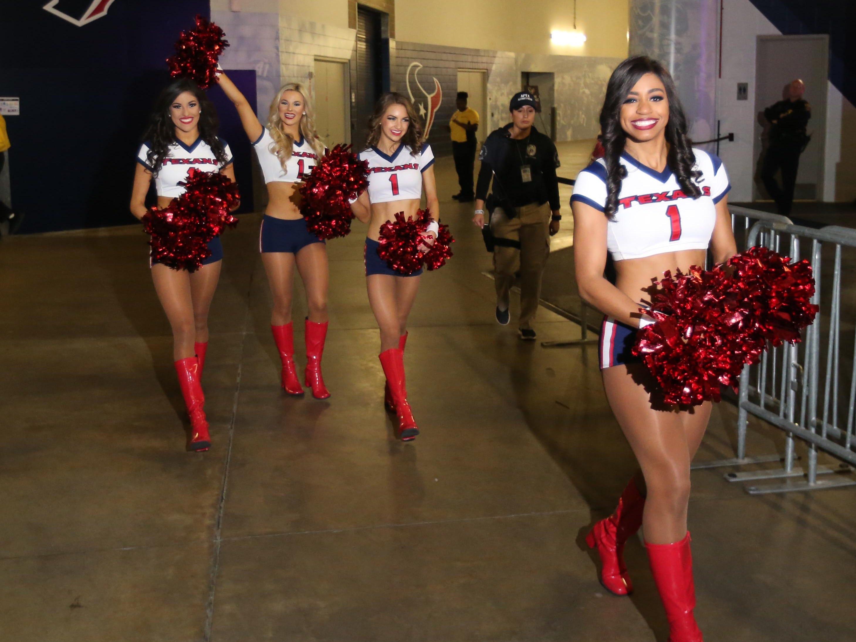 Wild-card round: Houston Texans