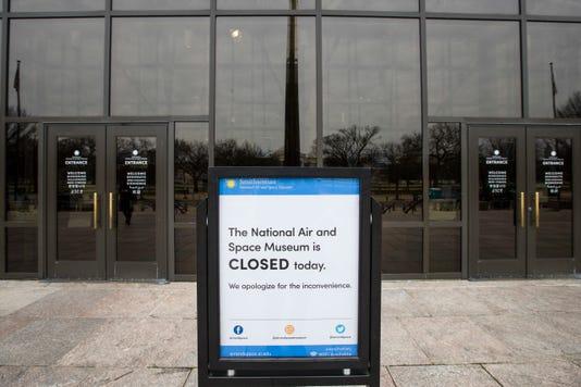 Ap Government Shutdown A Usa Dc