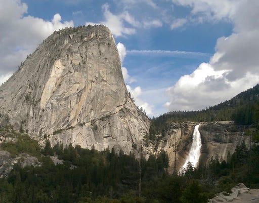 Ap Government Shutdown Yosemite Death A File Usa Ca