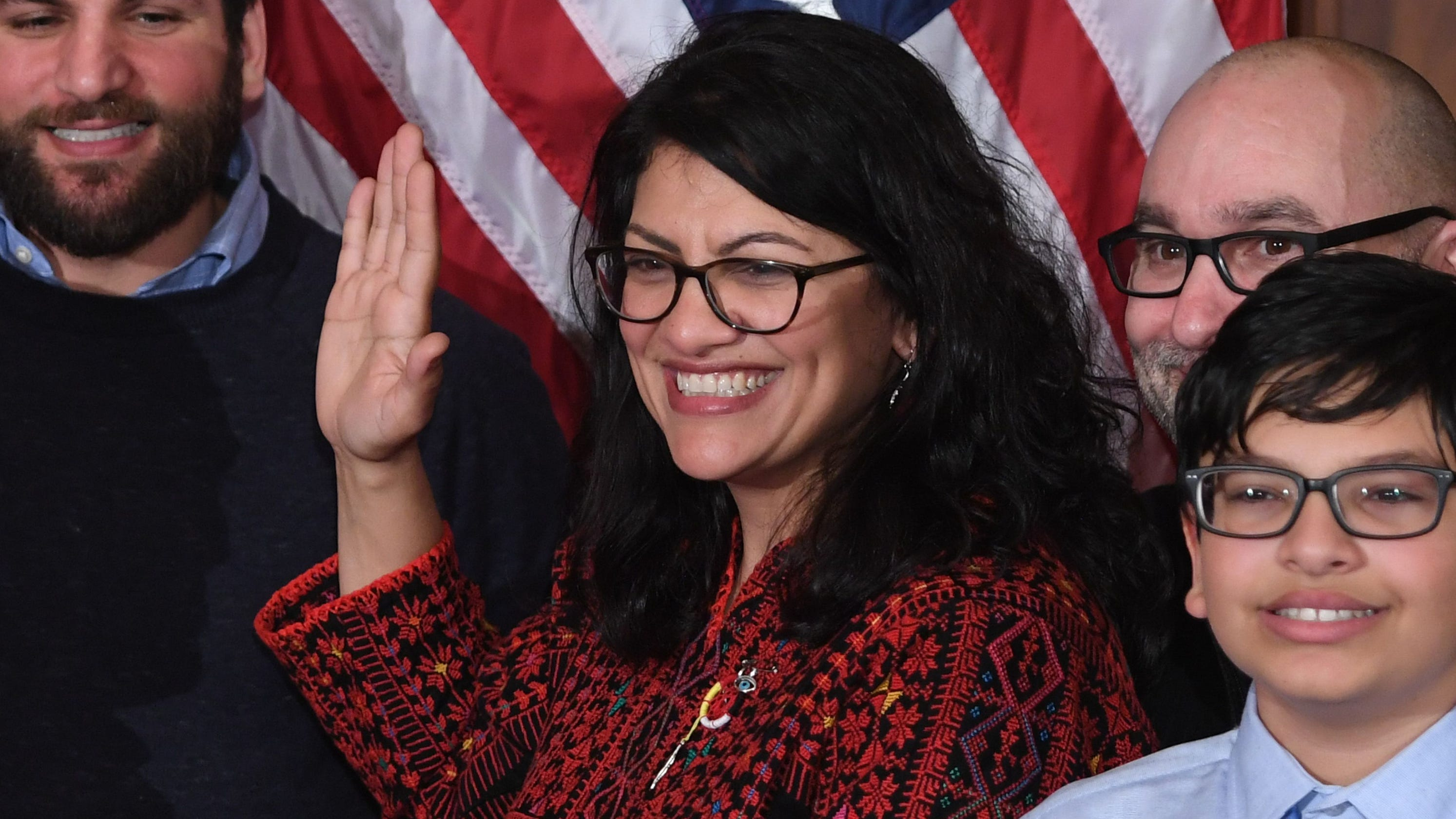 Tlaib apologizes - for distraction, not for cursing