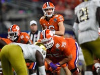 Trevor Lawrence, Clemson teammates lead the USA TODAY Sports all-bowl team